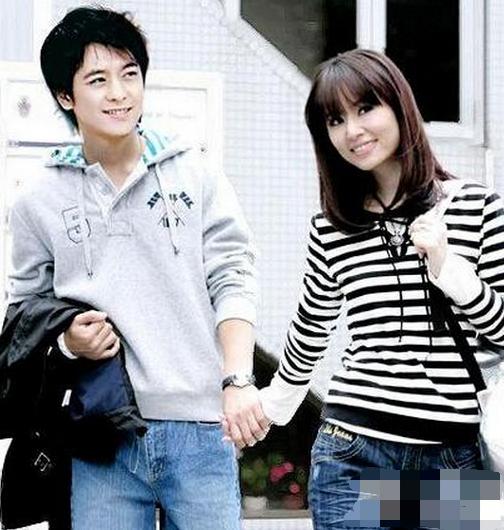 林誌穎和林心如曾經是一對很甜密的情侶。 當年兩人就因為這樣分開了。。