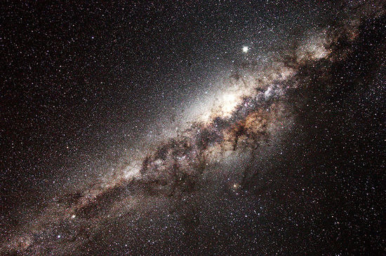 世界上7大頂級觀星勝地,美美噠星空!