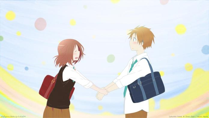 如何能拉近友達以上、戀人未滿,差一步就剛剛好的距離?