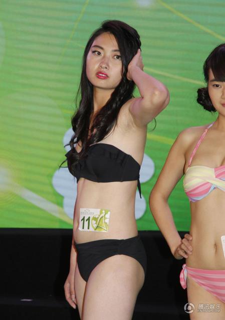 香港亞姐2015海選選手顏值遭網友吐槽:醜得千奇百怪!