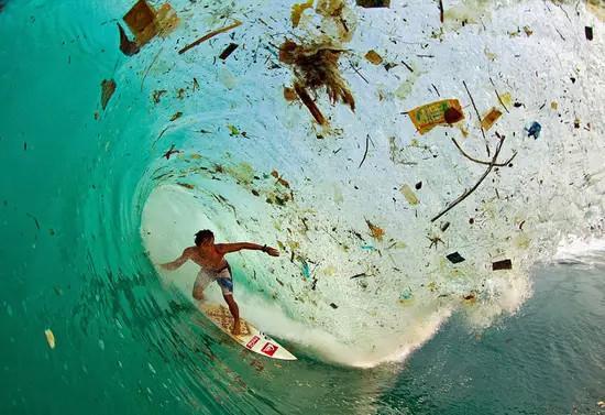 這組震撼圖片直觸人心 地球毀滅似乎真不遠了!