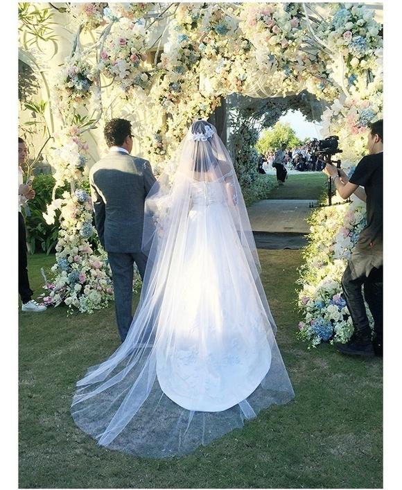 豪華之中,吳奇隆劉詩詩大婚的一切都在這裡!