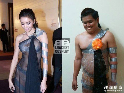 泰國低成本cosplay之王又重現江湖了,這次的受害者是 ...