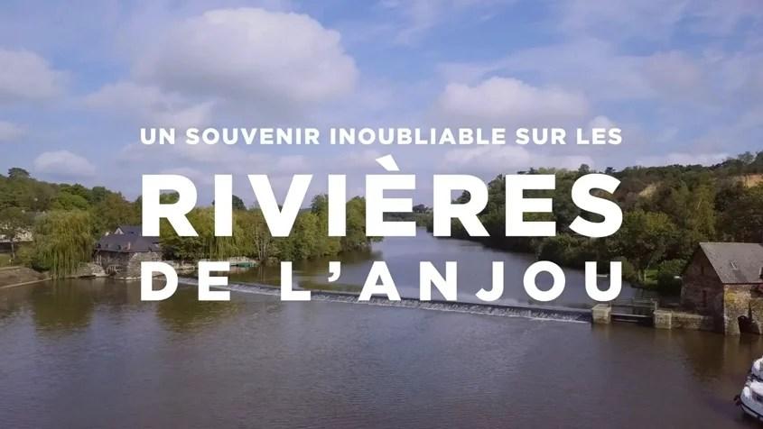 Rivières de l'Anjou - j'aime l'anjou - partageons ce qui compte - mstream