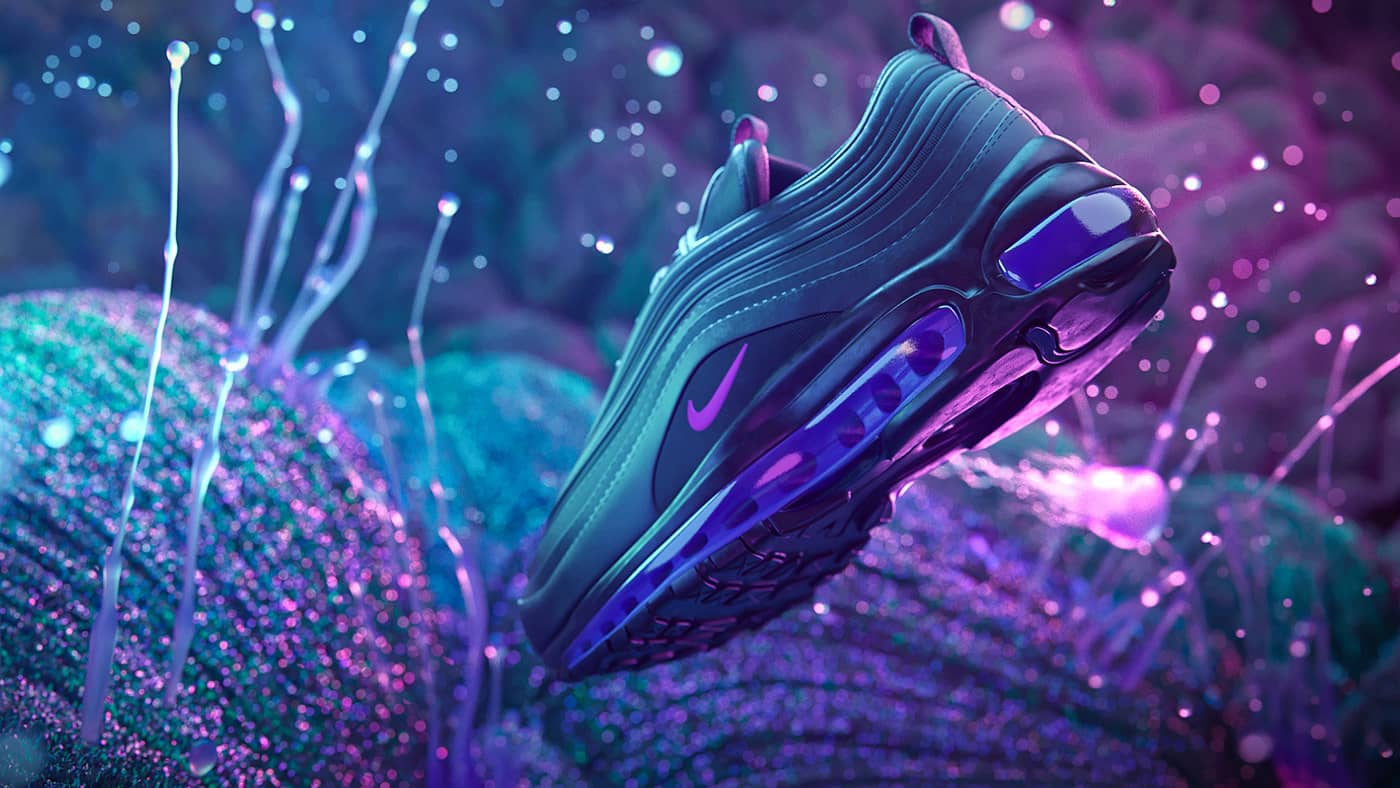 Nike Air Max 97 – Evolution par Mondlicht Studios