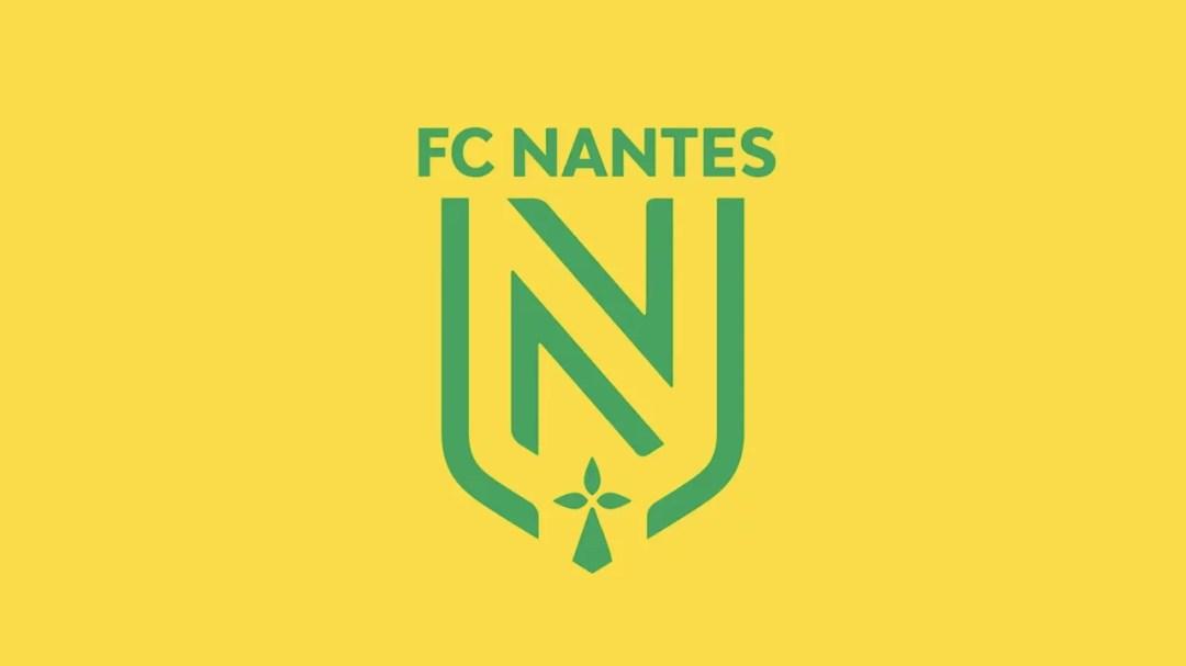 Nouveau Logo FC Nantes