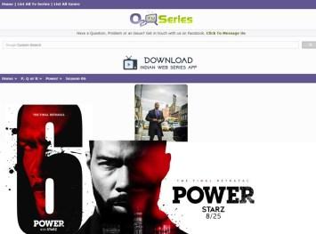 O2TvSeries Power -  Download Power Complete Season   O2TvSeries.com
