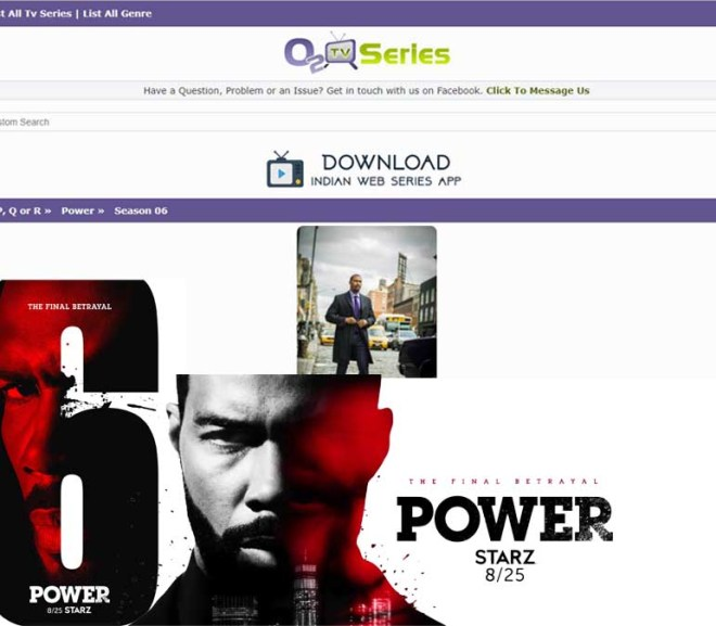 O2TvSeries Power –  Download Power Complete Season | O2TvSeries.com
