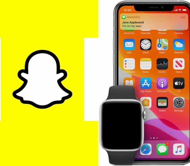 Snapchat on Apple Watch – How to get Snapchat on your Apple Watch