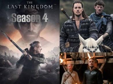 The Last Kingdom Season 4 - Watch Season 4 of The Last Kingdom For Free