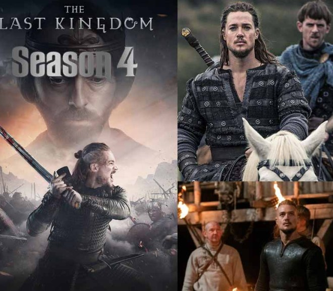 The Last Kingdom Season 4 – Watch Season 4 of The Last Kingdom For Free