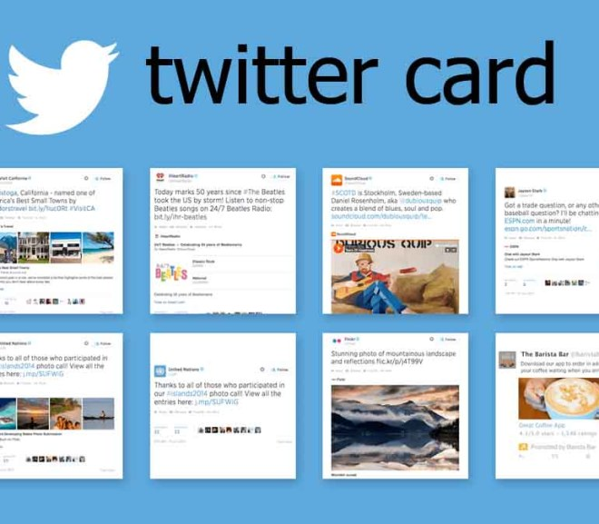 Twitter Card – How to Create a Twitter Card   Twitter Card Validator