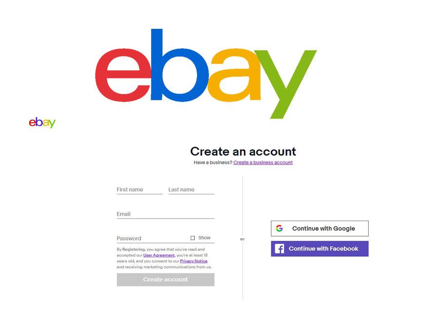 Ebay Sign Up How To Sign Up For Ebay Register With Ebay Mstwotoes Com