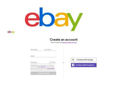 eBay Sign up - Online Shopping eBay Sign in | eBay