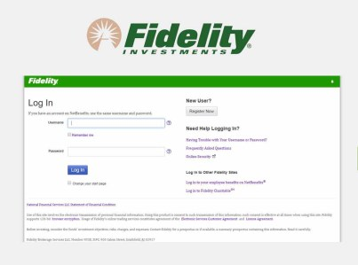 Fidelity Investments Login - How to Login to Fidelity Investments | Fidelity Investments App