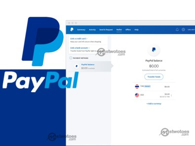 How to Link PayPal Account with Bank Account