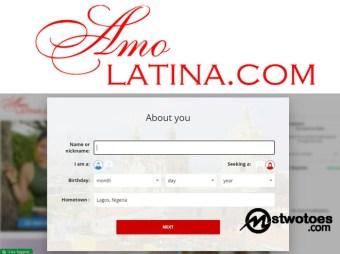 AmoLatina - Best Free Latina Online Dating Site | AmoLatina Dating App