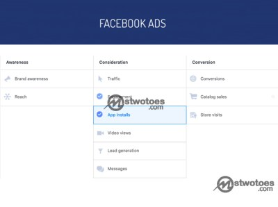 Facebook Ads Objectives - Choose the Right Ad Objective | Facebook Campaign Objectives