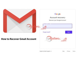 How to Recover Gmail Account - Google Account Recovery