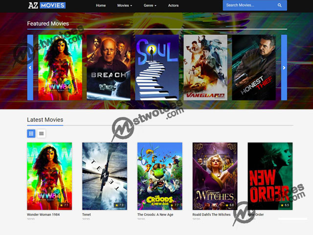 AZMovies – Download and Watch 2021 Movies from A to Z on AZMovies.net | AZ Movies.com Download