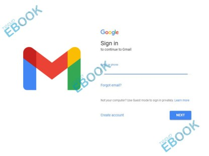 Gmail Email Login - How to Login to Gmail Account