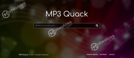 MP3Quack - Search and Download your Favorite Music Songs   Mp3 Quack