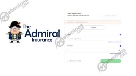 Admiral Login - Login to MyAccount Admiral.com