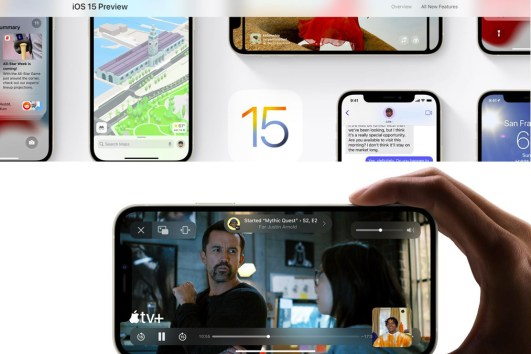 iOS 15 - release date, supported devices, and all the new iPhone features