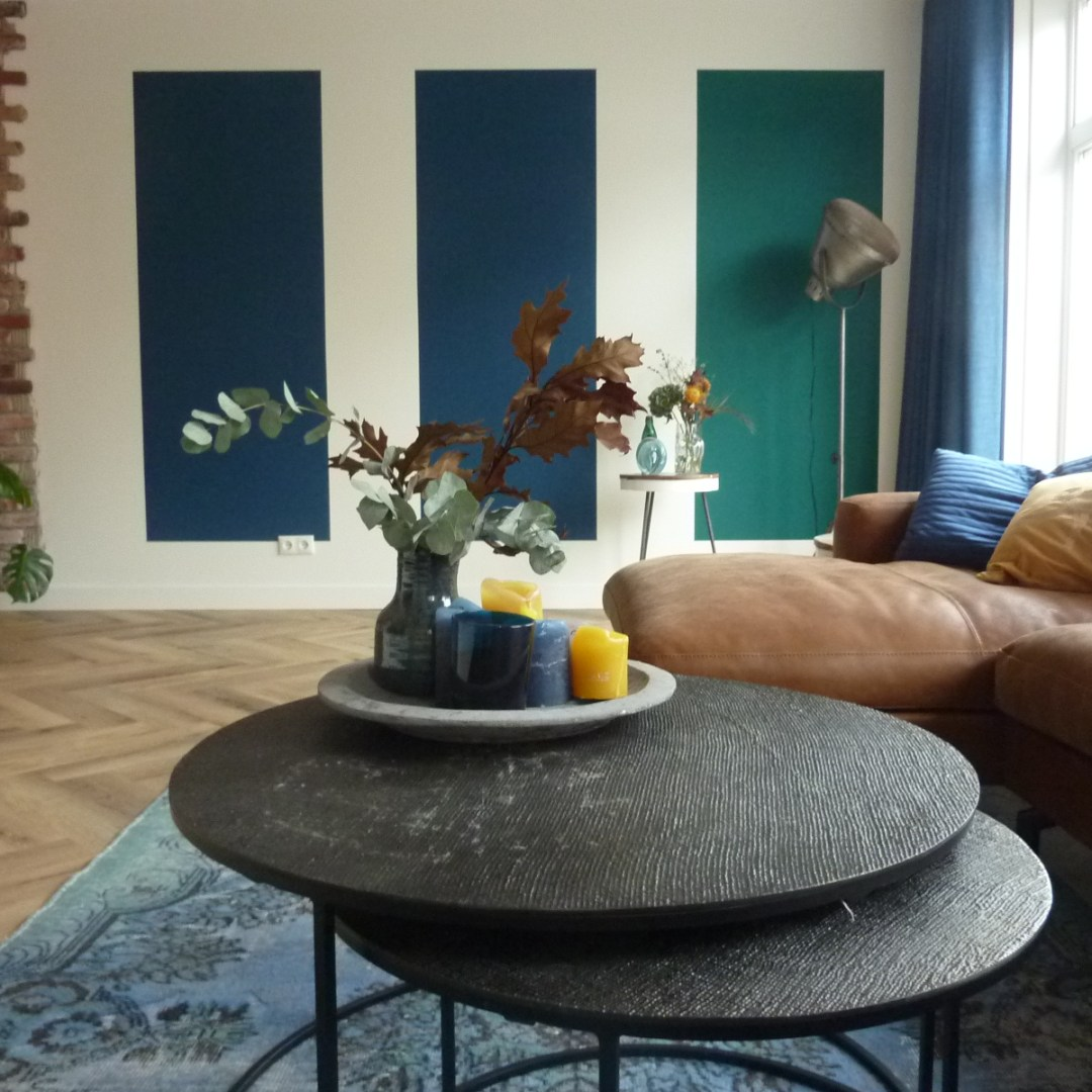 M Style interieur woonkamer