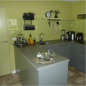 Kleur in keuken M Style interieur