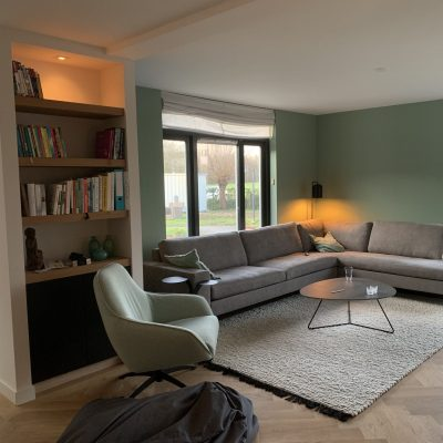Woonkamer M Style interieur