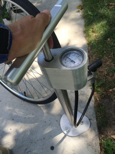 High-grade outdoor pump