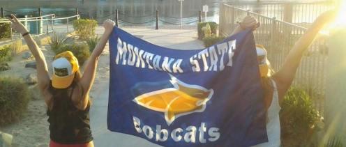 Bobcat Pride at Lake Havasu!