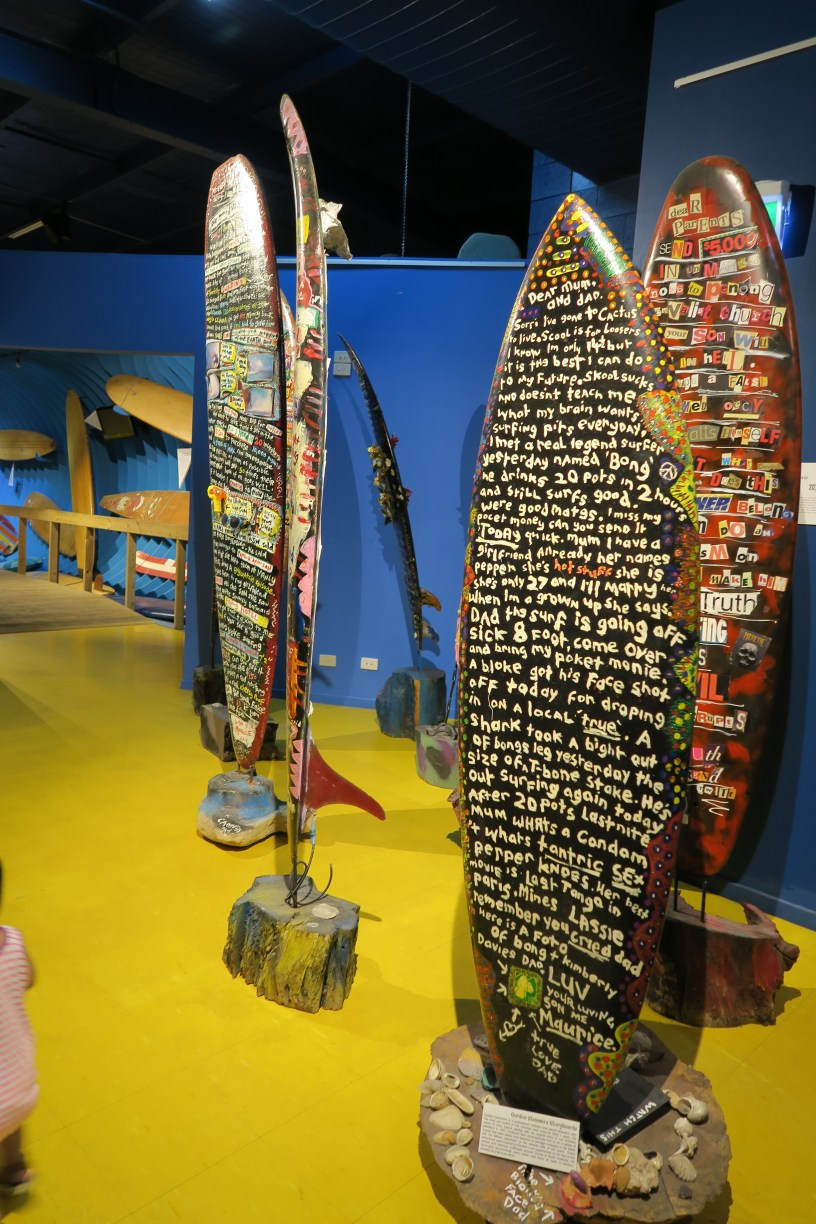 Australian National Surfing Museum.