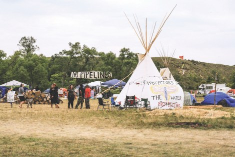 American Indian student association No DAPL