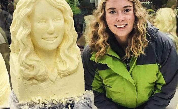 Butter Sculpture 2