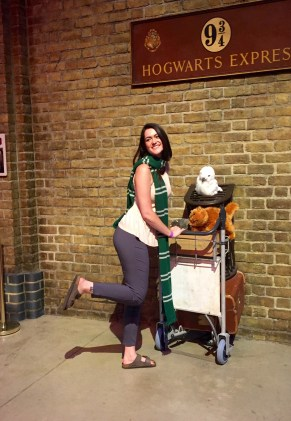 Off to Hogwarts!