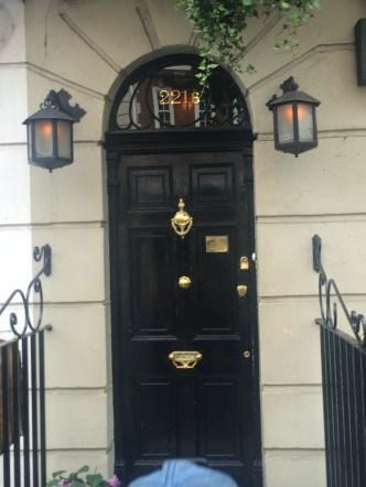Home of Sherlock Holmes