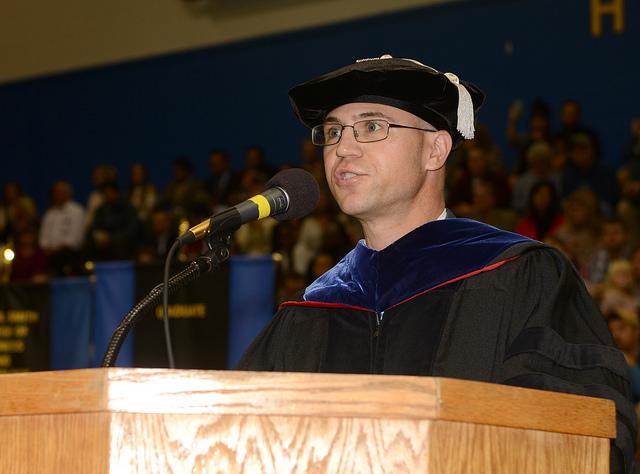 Dr. Jason Marion