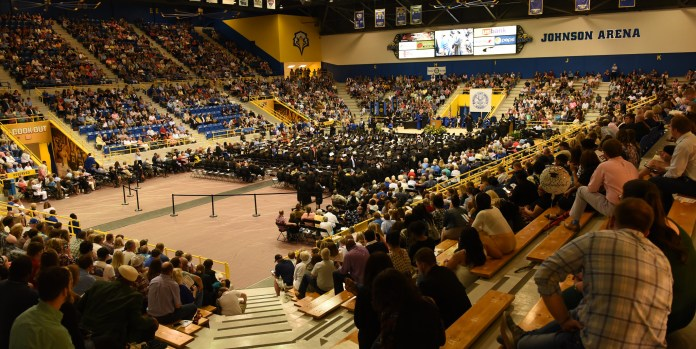 Image: Spring Commencement 2019
