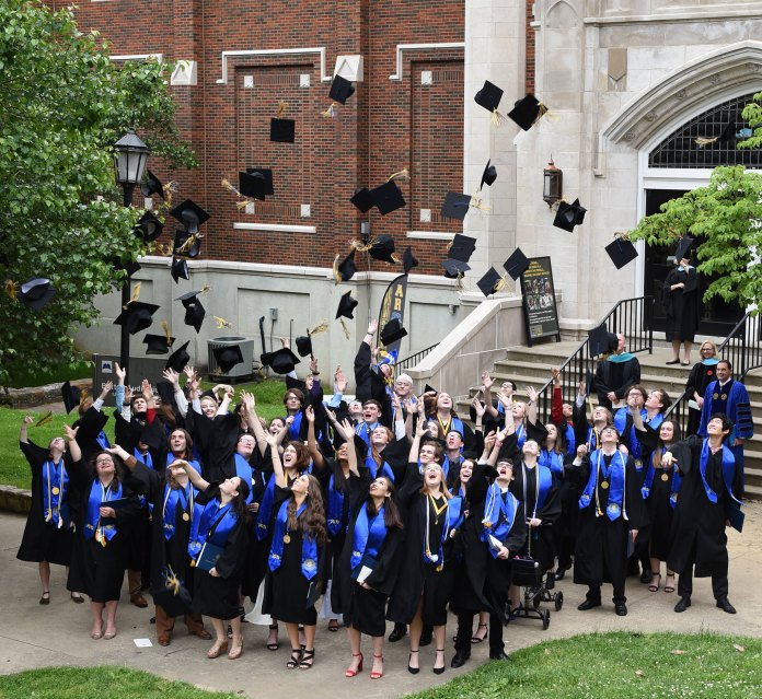 Fifty students from 33 Kentucky counties were honored at the commencement ceremony for the Craft Academy for Excellence in Science and Mathematics held Saturday, May 11.