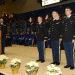 ROTC Officer Commissioning