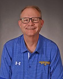 MSU Rifle Head Coach Alan Joseph