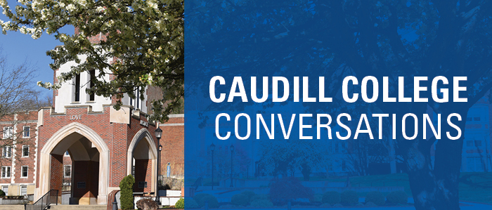 Caudill Conversations can be viewed on the Camden Carroll Library's Scholarworks archive.
