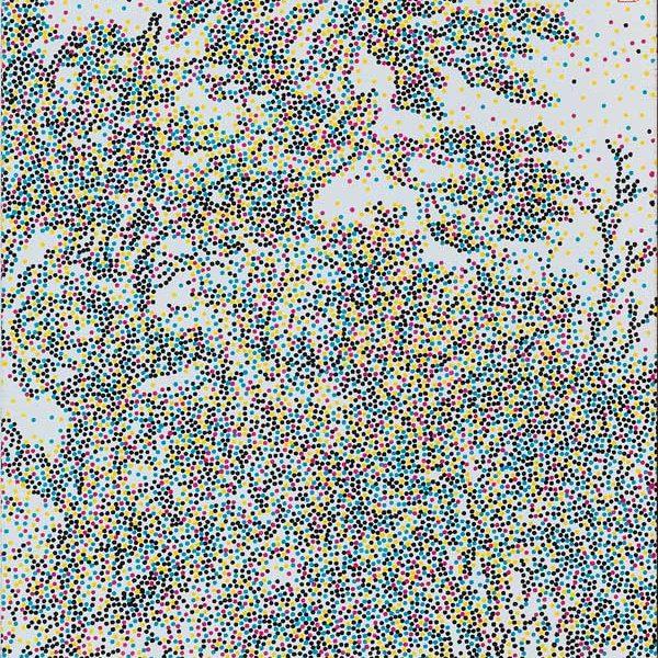 2013, Acrylic on canvas, 63 x 23.5in   160 x 60cm