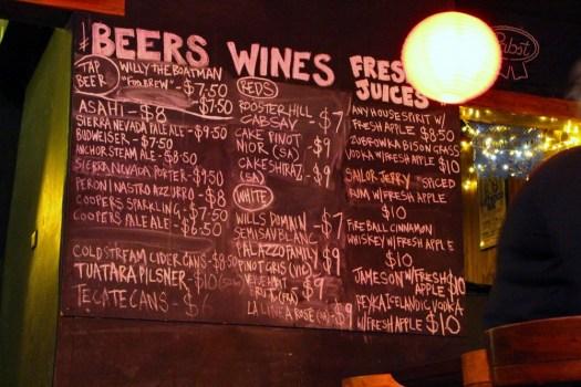 beers wines