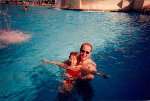 Teaching Rebecca to Swim 1998