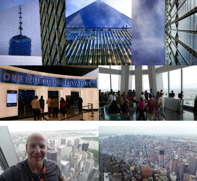 Freedom Tower and Observation Decks 2015