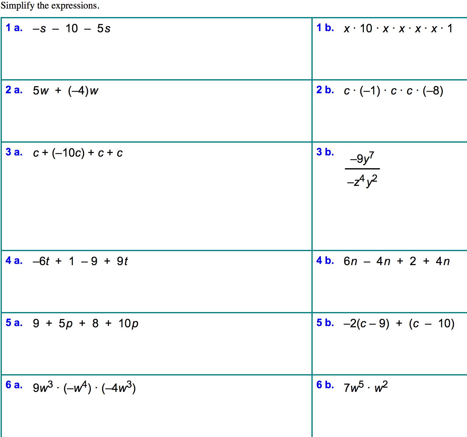 Quarter 1 Unit 1