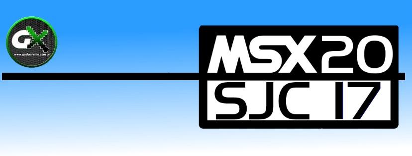 7º ENCONTRO DE USUÁRIOS MSX